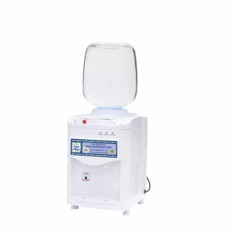 Dispensador de agua fría y caliente -dispensador de vasos