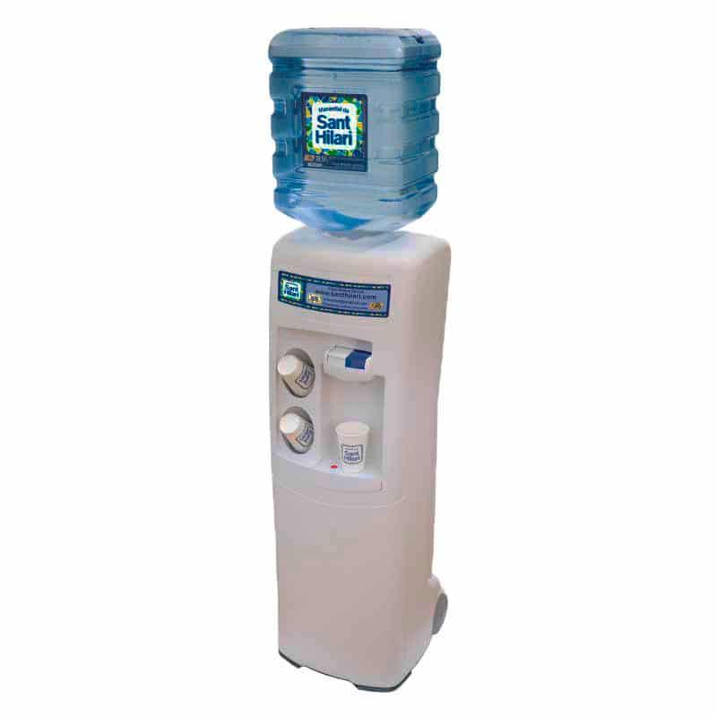 Fuentes de agua para empresa